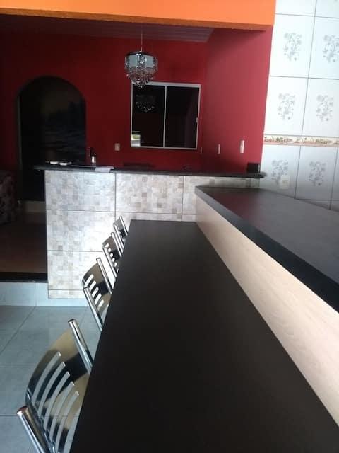 Casa super confortável em Anápolis GO.