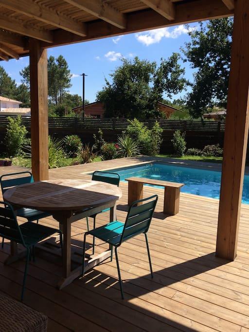 Maison Bois Type Cap Ferret 130 M2 Maisons Louer