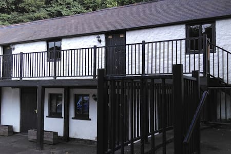 Hotel Style Large Double En-suite Eleri. ROOM ONLY - Afon-wen - Chatka