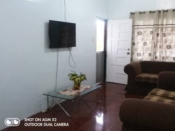 Fully Furnished House with Parking Area