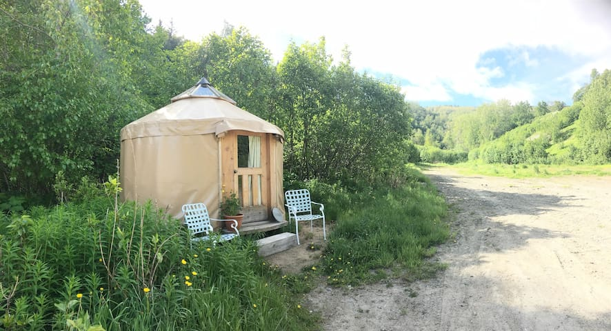 The Mini Yurt