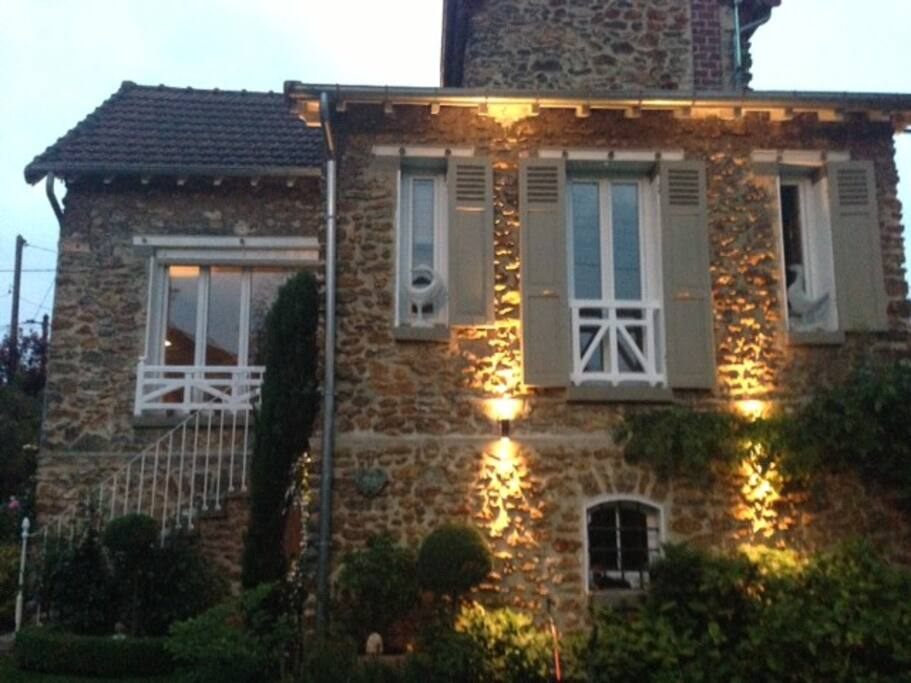 maison de charme en ville calme 224 15 min houses for rent in chelles 206 le de