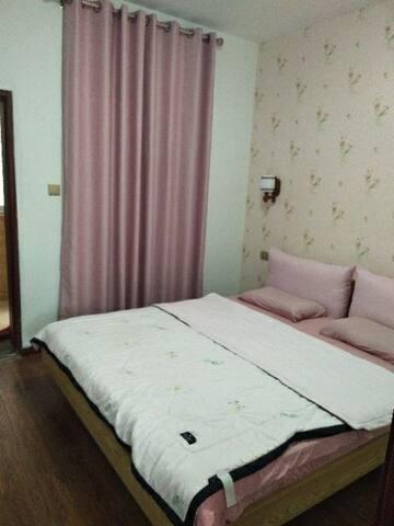 温馨粉色卧室,满足少女心