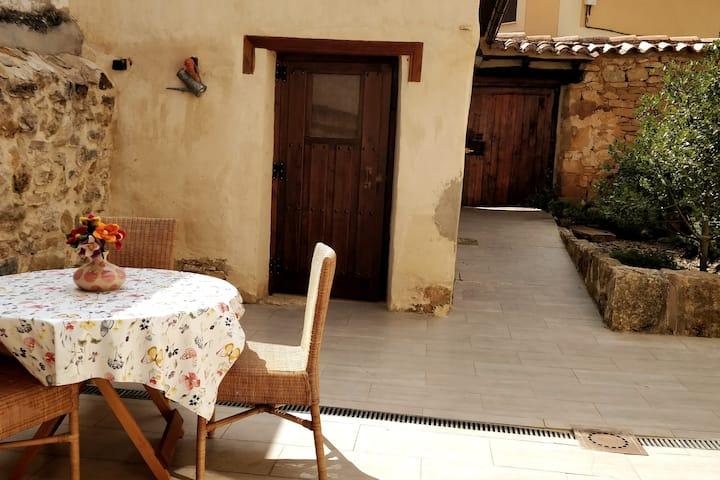 Casa de pueblo en Olleros de Pisuerga. VUT 34/28