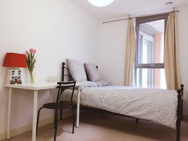 Double Bedroom & Private Bathroom in Zone 2 London