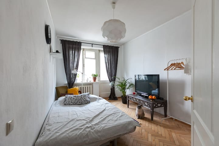 Lovely and Central Room | Moscow - Moskva - Apartment