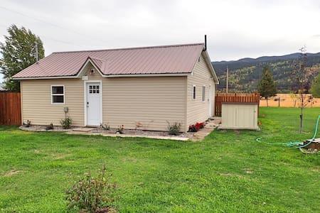 Lost Cottage Irwin Idaho