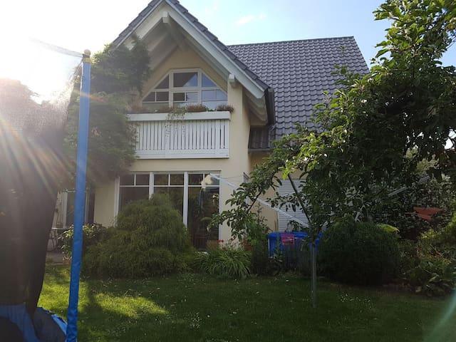 Neue Ferienwohnung nahe Legoland und Ulm