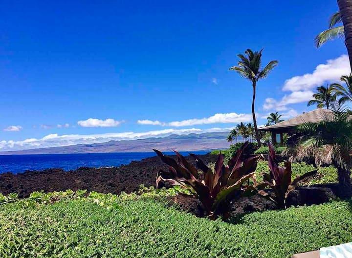 Flawless ocean view stay @ Hali'i Kai Waikoloa
