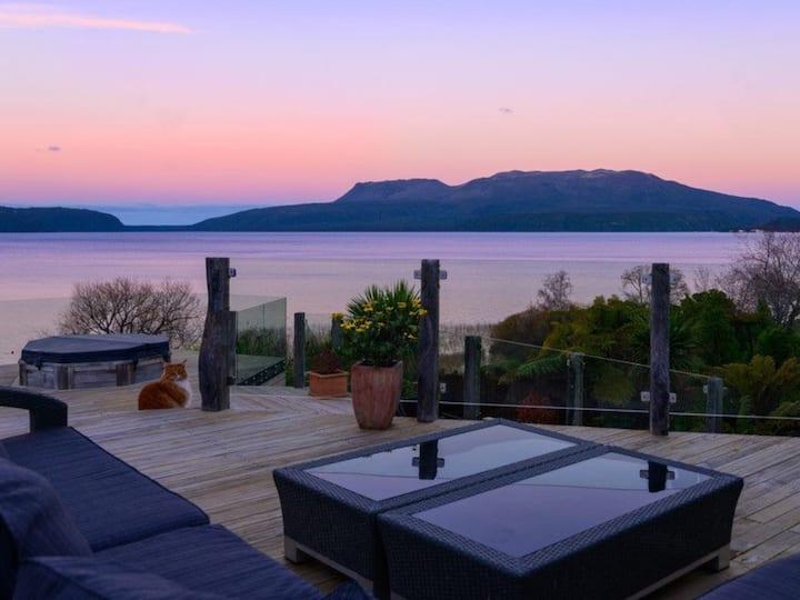 The Terrace, Lake Front Tarawera