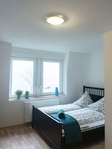 Moderne Wohnung mit 5 Schlafzimmern
