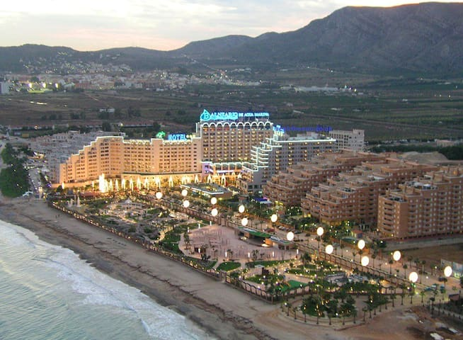 Located in the Marina D'Or Hotel Complex