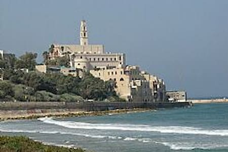 Tel-Aviv Jaffa  Perfect for couples - Tel Aviv-Yafo