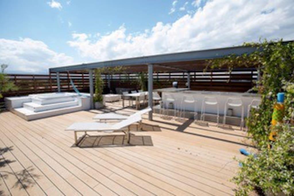 St cyprien plage golf haut standing condominiums for - Residence haut standing vero beach ...