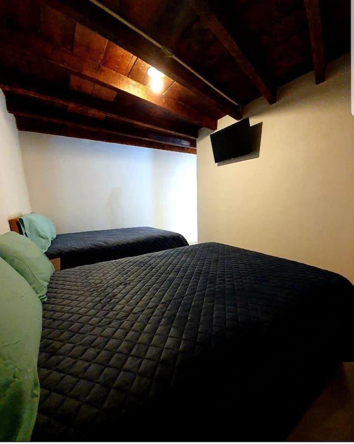 Hotel Casa Pay Habitación para 4 personas