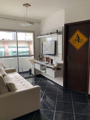 Apartamento Bela Vista | Conforto e localização