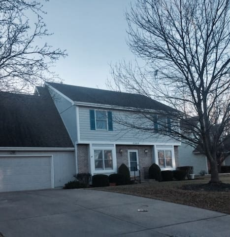 Close to Shopping and Southwest KU Campus - Lawrence - Casa