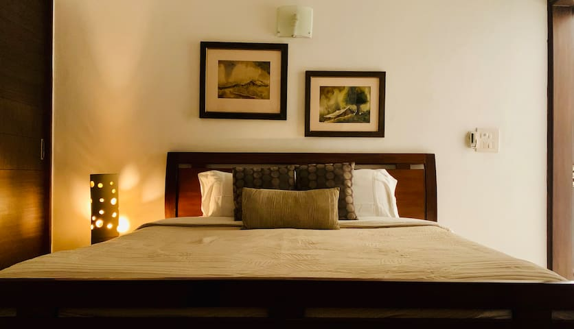 Thikana 1Bedroom Boutique stay in South Delhi