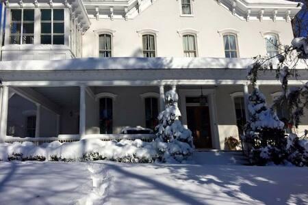 Victorian Mansion in Lancaster Co. - Marietta - Szoba reggelivel
