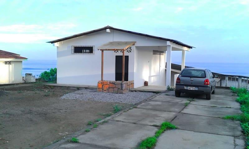 Pacific Suite - Ballenita - Apartament
