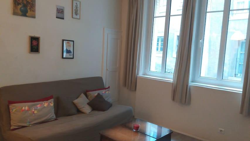 Studio au pied de la cathédrale - Metz - Apartamento