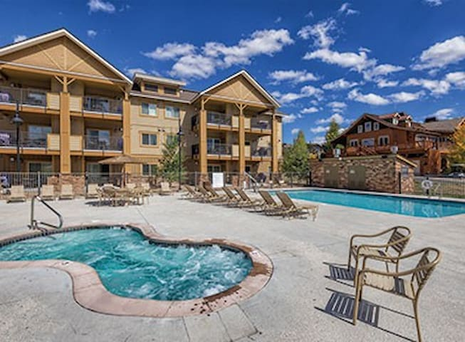 Mountain-CO-Granby Resort Studio Spcl Needs Condo
