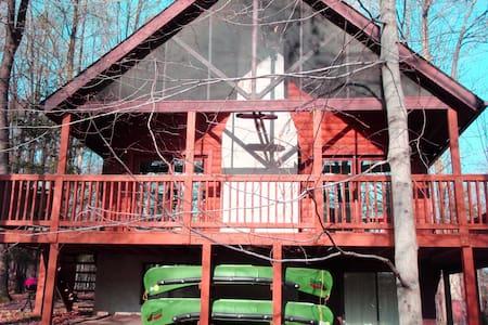 Cozy Cabin with Resort Amenities! - Hamlin - House