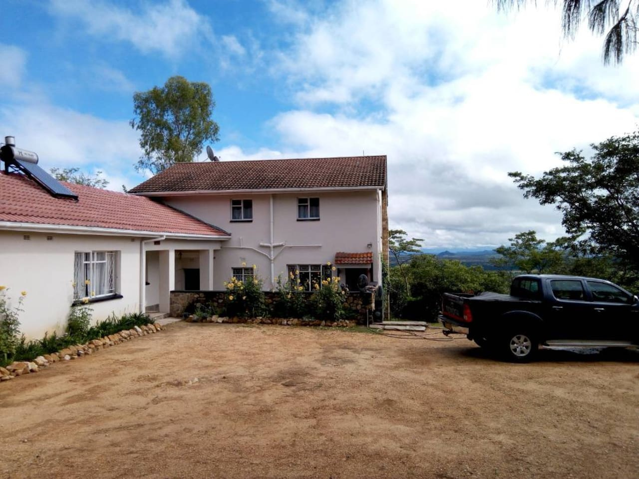 The Cottage on the hilltop facing Nyanga Holiday Resort