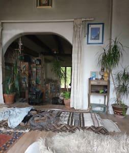 Ecovillage Fondale Corsica, chambre partagée - Tallone