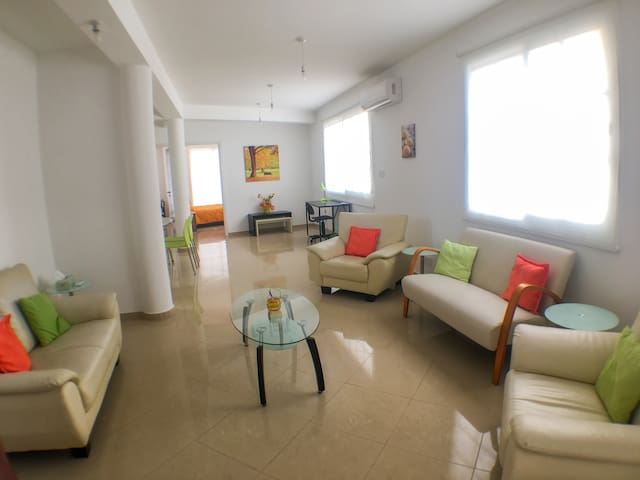 Traveler's City Center clean 2 bedroom  apartment.