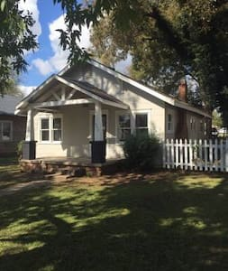 Quaint Home Near OSU & Downtown - Stillwater - Huis