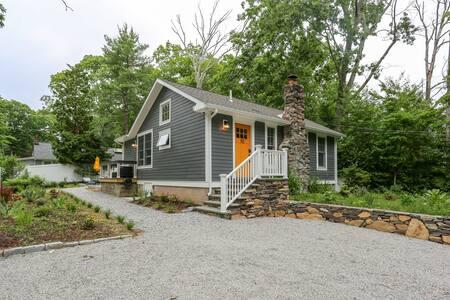"Brand new cottage ""Beriozka"" on Cedar Lake"