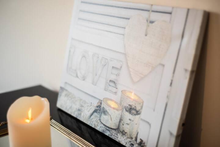 Mit viel Liebe zum Detail