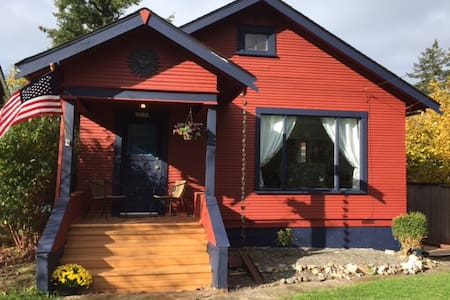 Bellingham Bungalow. (B&B permit USE2o18oo11)