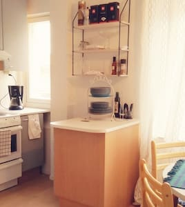 Nice flat in the city centre, 47 square meters