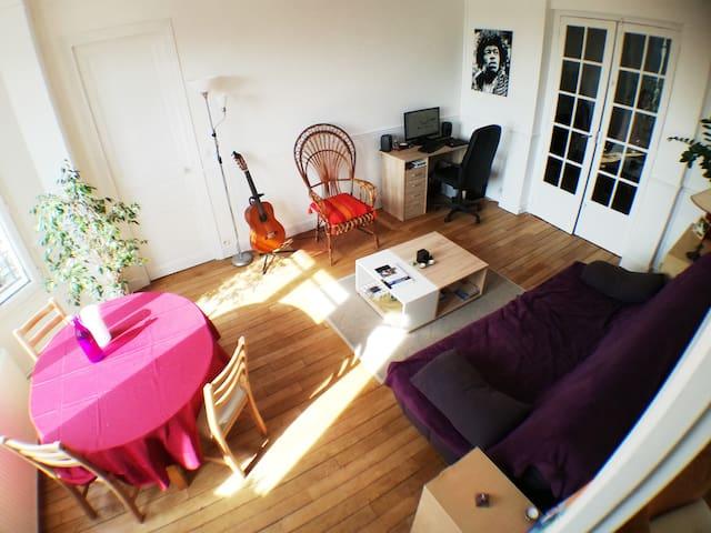 Chambre proche de Paris - Bourg-la-Reine - Pis