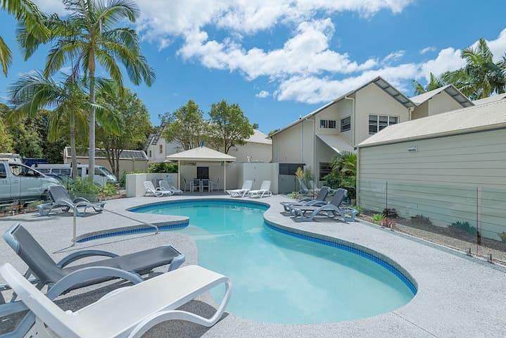 ⭐ Gorgeous Apartment, Waterfront Resort