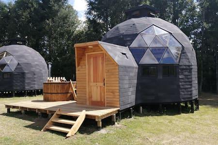 Huincacara Lodge - Domo 01