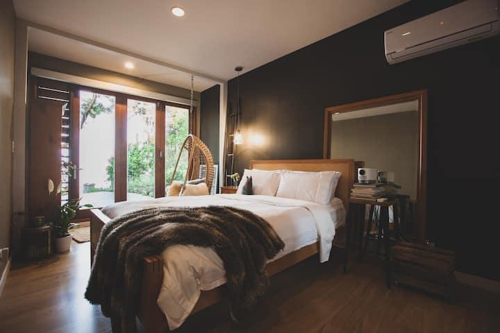 Spa & amazing view! [Private Room] Titirangi