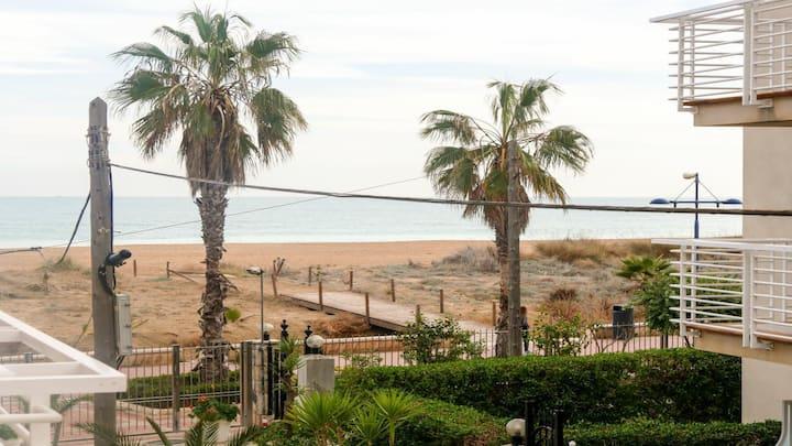 Nuevo apartamento en Peñíscola a 20 metros del mar