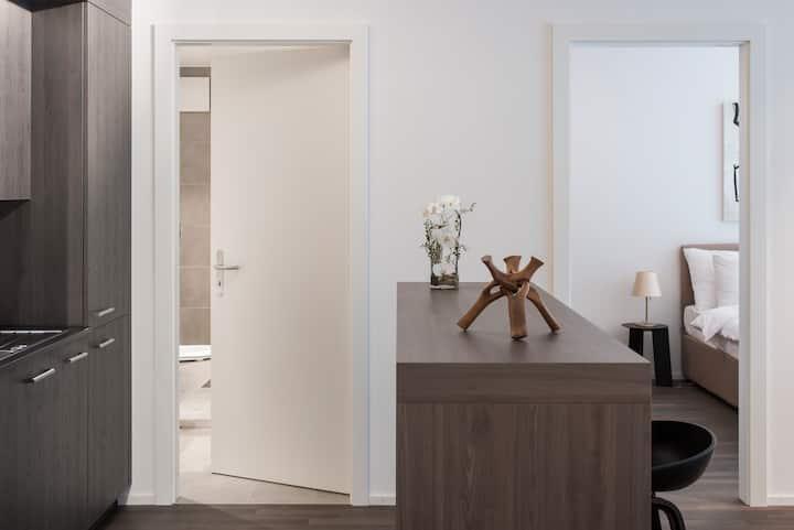 Appartement  Deluxe avec terrasse B02