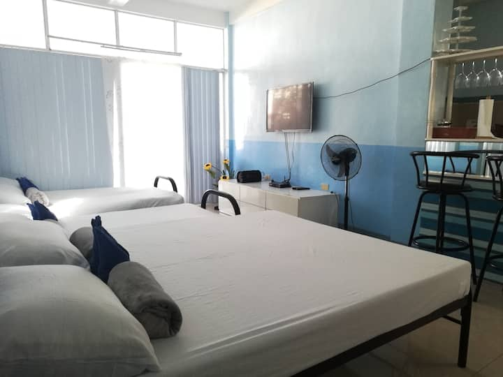 Malapascua for rent for 6-8guests with free wifi