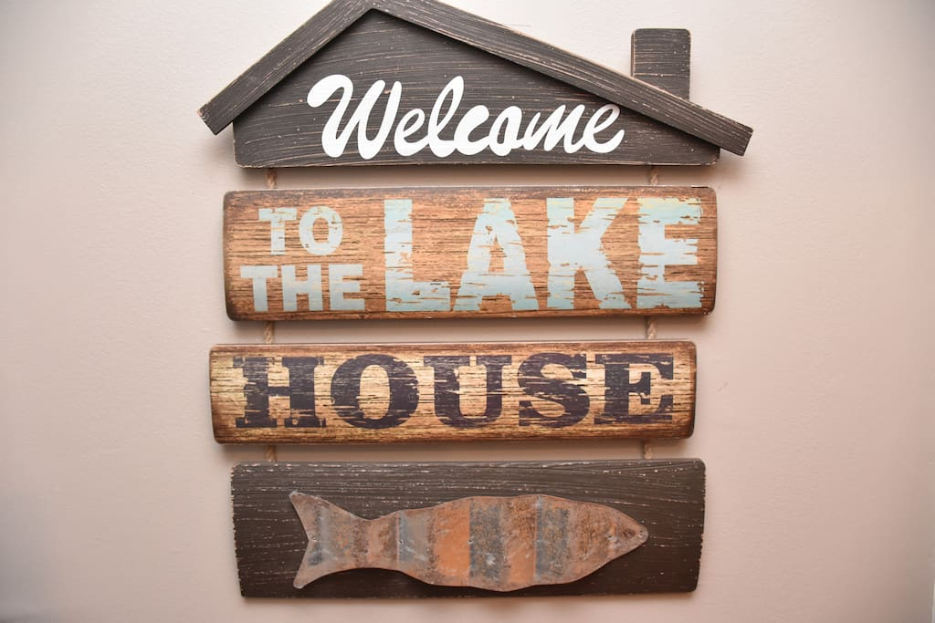 Welcome to Our Lake Home!