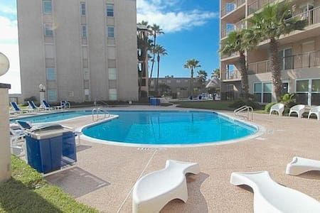 Sol Mates Beachfront - South Padre Island - Appartement