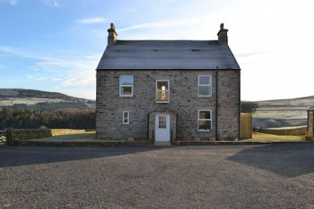 WHITLOW FARMHOUSE, Alston, Eden Valley/Northumberland Border - Alston