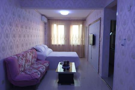 清新浪漫一居室,配套齐全,拎包入住,高层