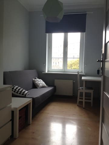 Cosy room in the city centre