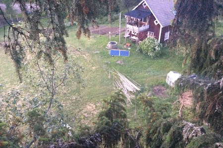 Beautifull farm without electricity - Torsby