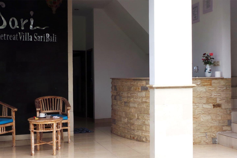 Villa Sari: Medewi Surf Retreat