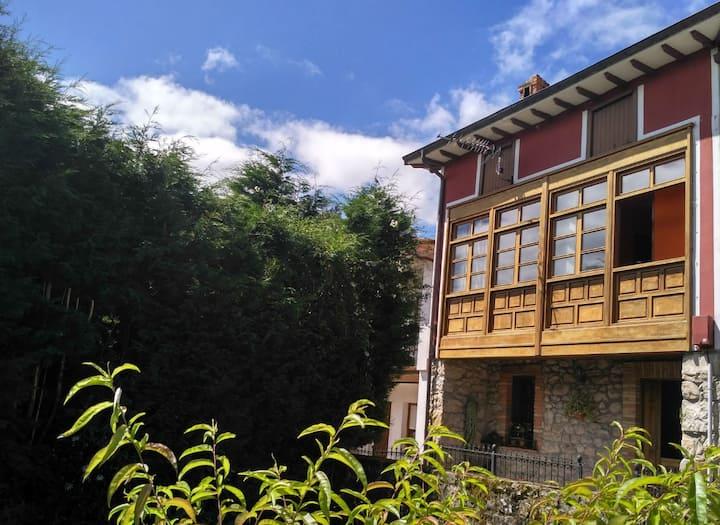 Casa Rural en Llanes para 8 personas
